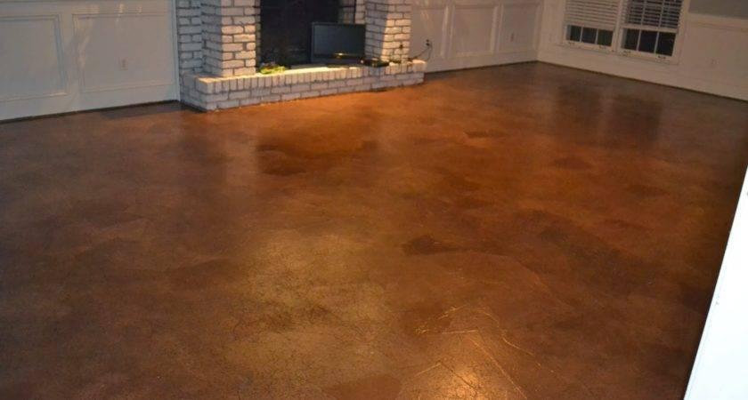 Laminate Flooring Concrete Subfloor
