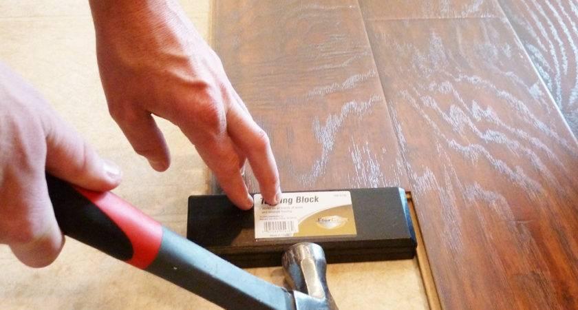 Laminate Flooring Tool Cuts