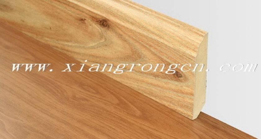 Laminate Flooring Under Baseboard