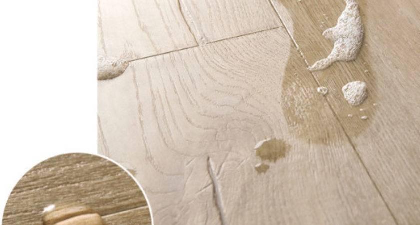 Laminate Has Never Been Water Resistant Premium Floors