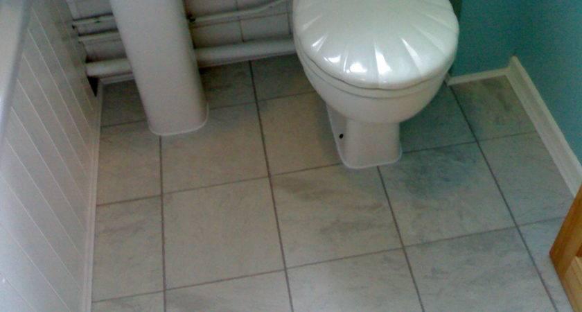 Laminate Tile Flooring Bathroom