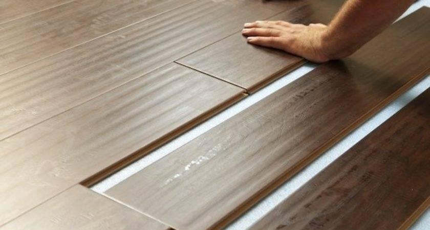 Laminate Vinyl Tile Flooring Bob Vila
