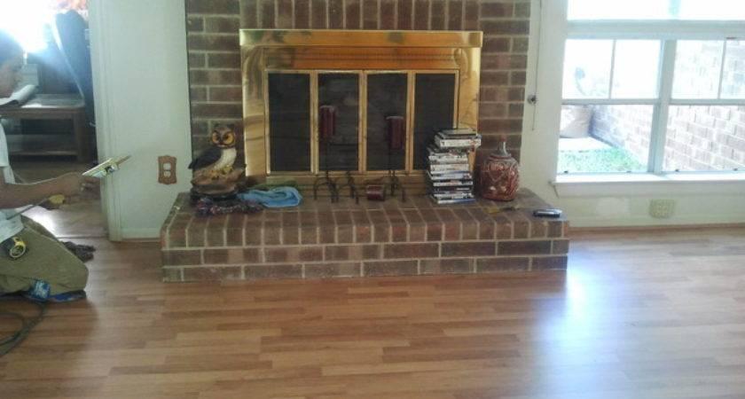 Laminate Wood Flooring Living Room Austin Perkins