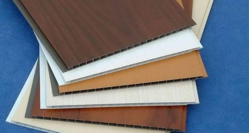 Laminated Pvc Wall Cladding Panel