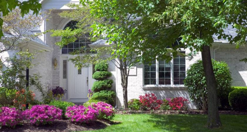 Landscape Ideas Small Front Yards Newsonair