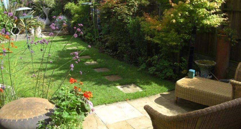 Landscape Small Garden Design Landscaping Ideas