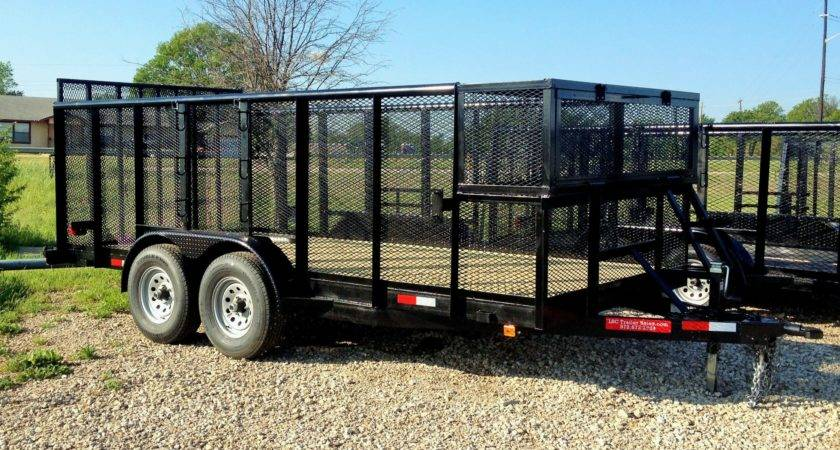 Landscape Trailer Accessories Newest Home Lansdscaping Ideas