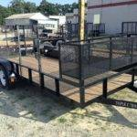 Landscape Trailer Storage Ideas New Member Just Outfitted