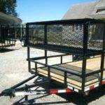 Landscape Trailer Storage Ideas Versatility Options