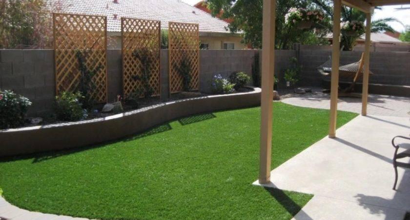 Landscaping Ideas Backyard Privacy
