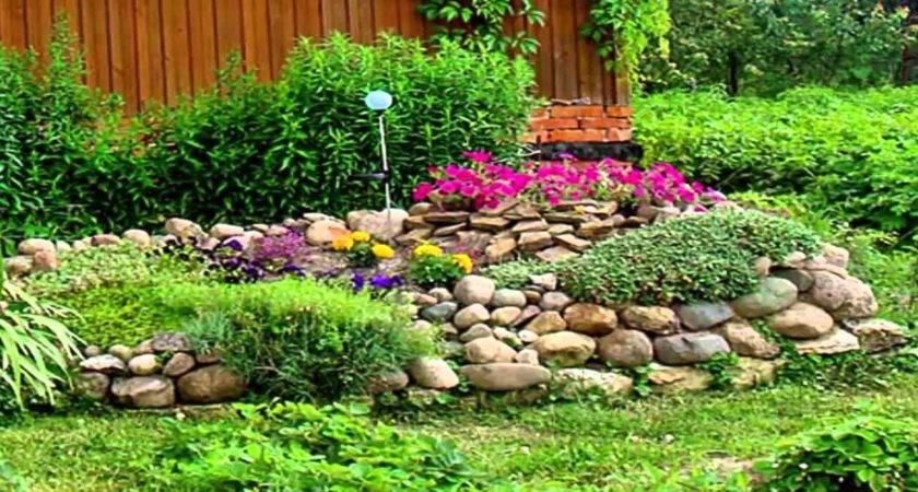 Landscaping Ideas Flowers Landscape Gardening