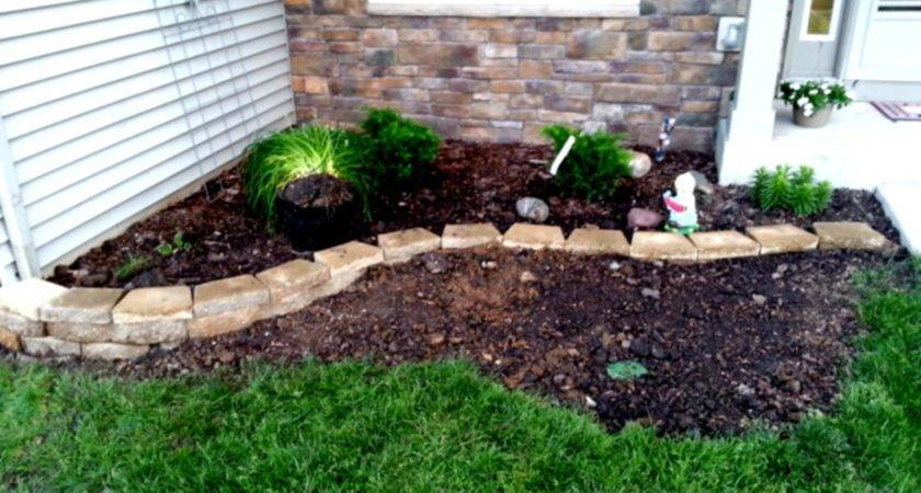Landscaping Ideas Front Yard Flower Bed Garden