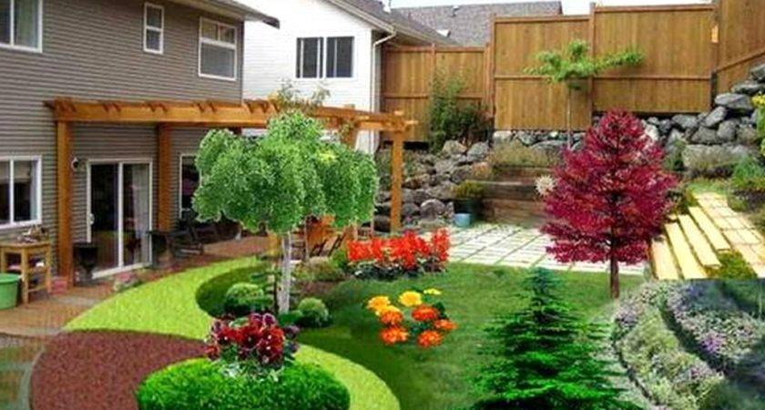Landscaping Ideas Front Yard Privacy Garden