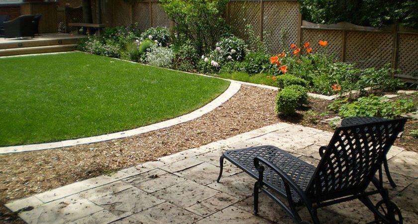 Landscaping Ideas Small Backyards Landscape
