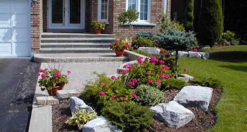 Landscaping Small Front Yard Townhouse Joy Studio Design