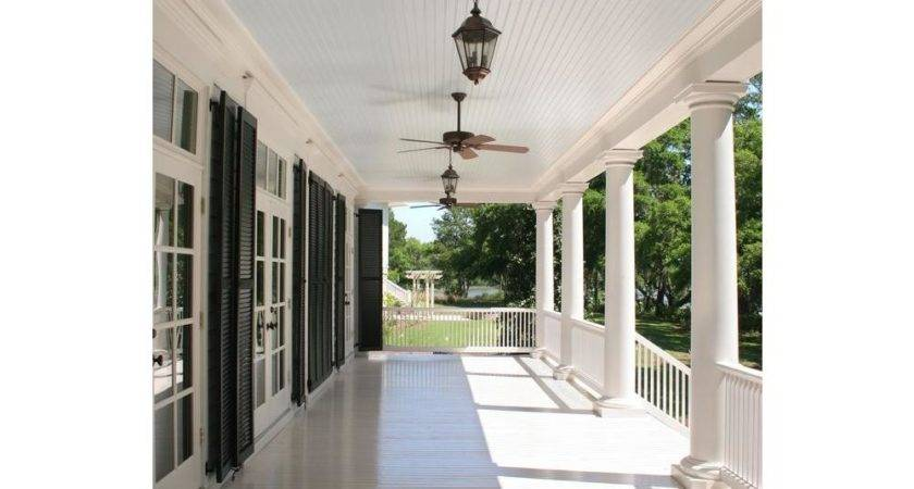 Large Enclosed Front Porch Ideas Karenefoley