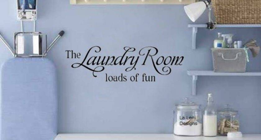 Large Lovely Laundry Rooms Detailed House