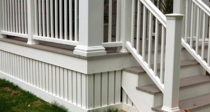 Lattice Skirting Houzz