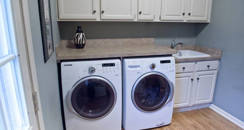 Laundry Mud Room Renovation Hurst Remodel