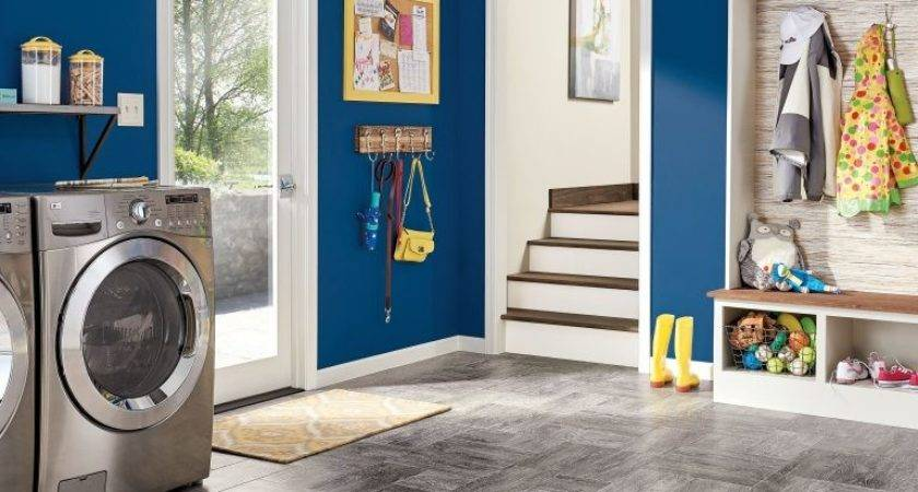 Laundry Room Flooring Guide Armstrong Residential