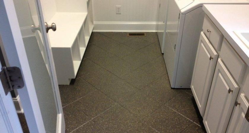 Laundry Room Flooring Houses Ideas Blogule