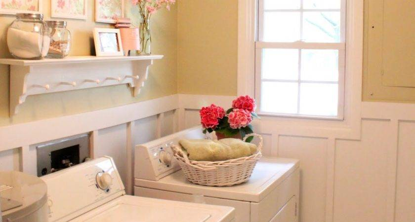 Laundry Room Makeover Love Home