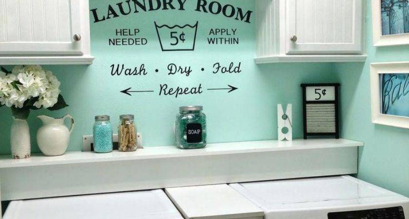 Laundry Room Medium Terrific