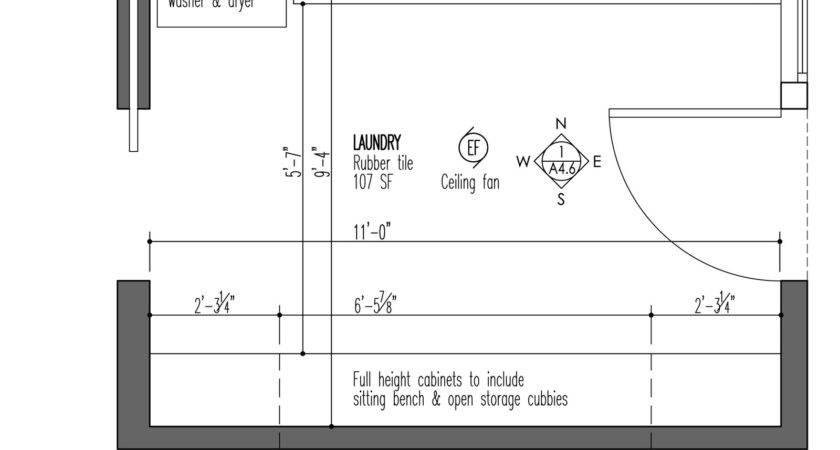 Laundry Room Minimum Home Design Ideas