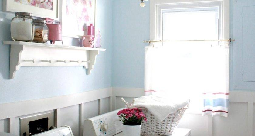 Laundry Room Reveal Take Love Home