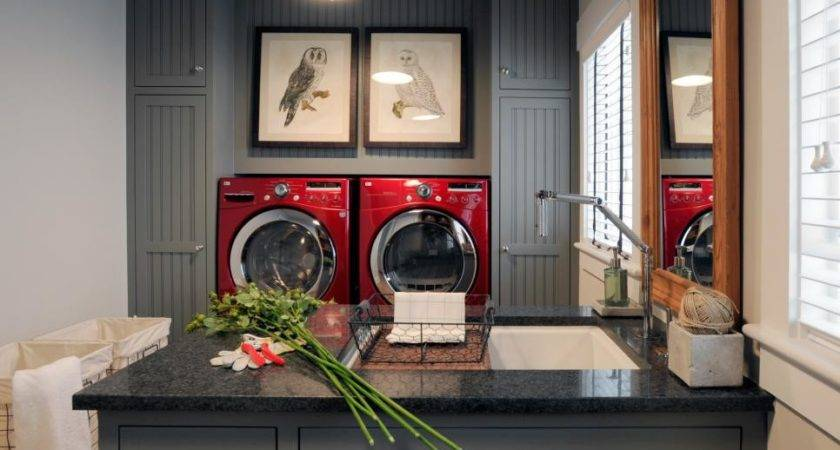 Laundry Room Updates Organization Ideas Hgtv