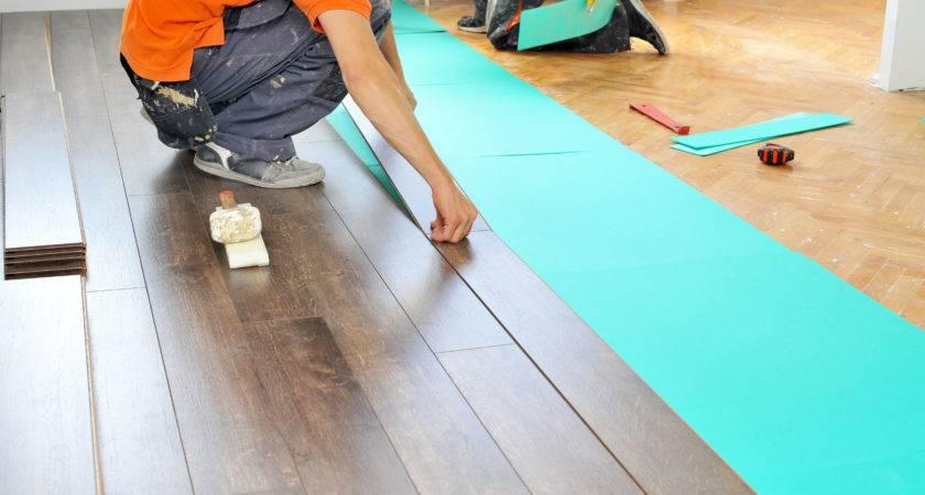 Lay Laminate Wood Floor Errors Avoid