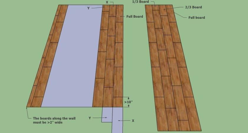 Layout Laminate Flooring