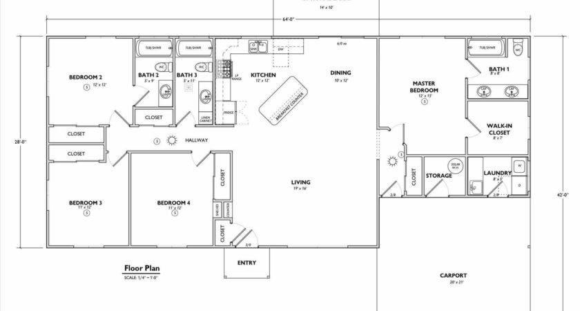 Layouts Master Bathroom Floor Plans Home