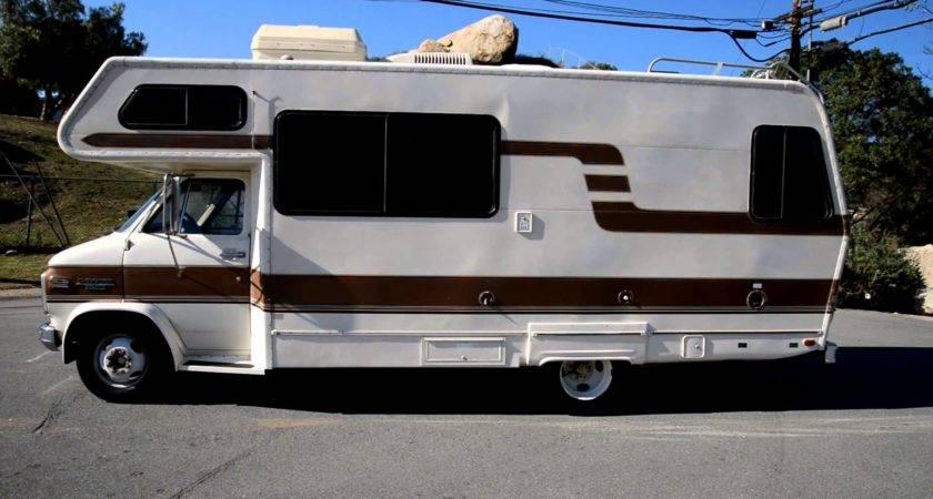 Lazy Daze Motorhome Mobile Camper Chevrolet