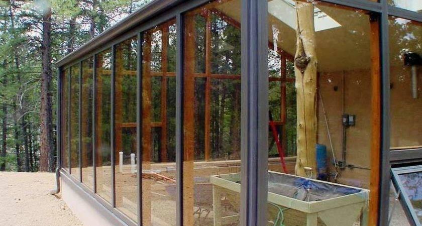 Lean Greenhouse Plans Designs
