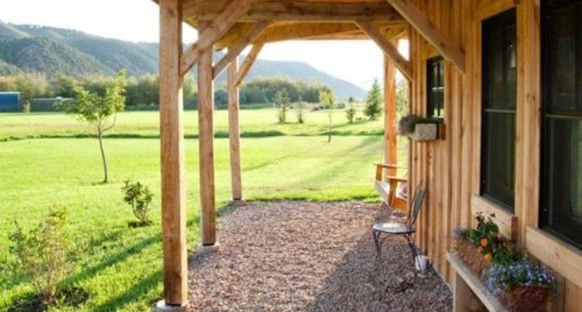 Lean Porch Houzz