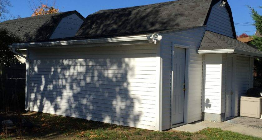 Lean Shed Plans Modified Attach Existing