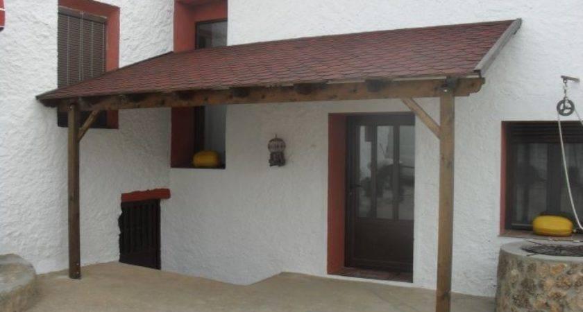 Leanto Photos Lean Porch Albacete