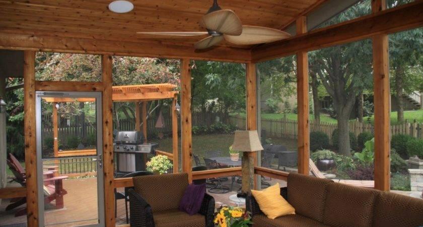 Leawood Porches Sunrooms Decks
