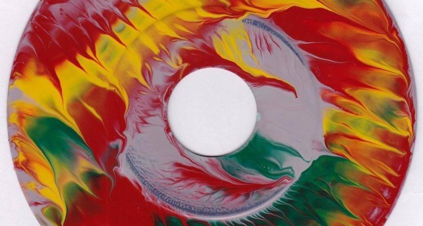 Lee Astreel Painting Vinyl Record