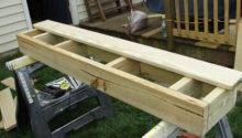 Lessons Garden Building Box Step Deck
