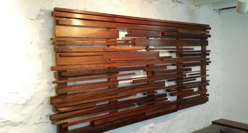Let Custom Build Your Wooden Accent Wall Today
