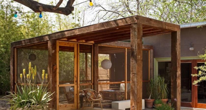 Let Get Comfortable Outdoor Rooms Poppytalk