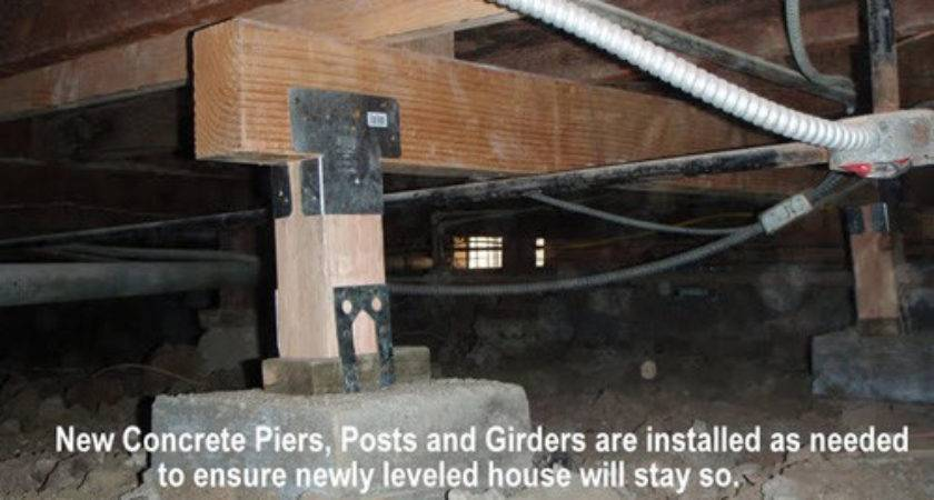 Leveling Pier Beam House Texags