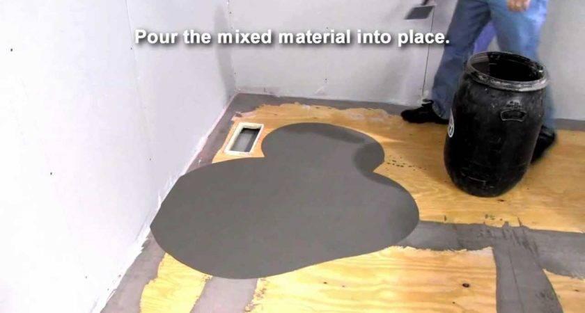 Leveling Plywood Floor Laminate