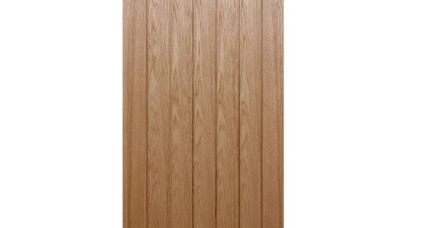 Lewes Oak Veneer Interior Door Next Day Delivery