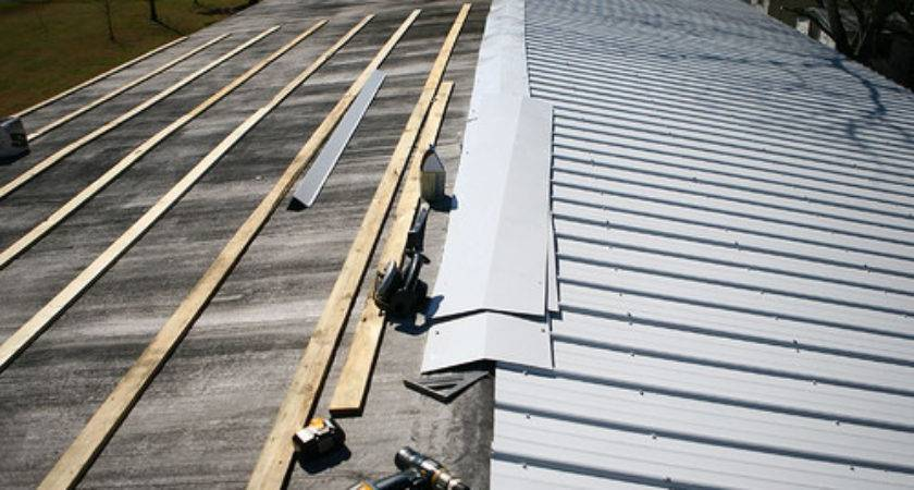 Lightweight Metal Roofing Can Roof