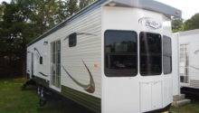 Line Park Model Travel Trailers