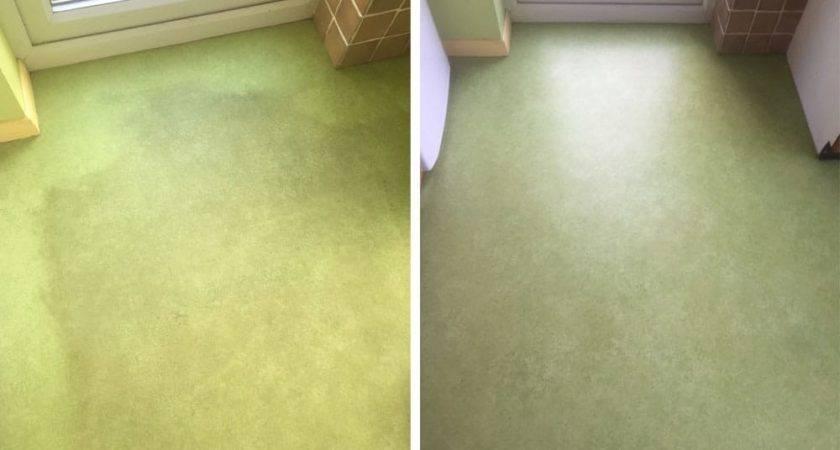 Lino Vinyl Floor Cleaning Spring Clean Carpets