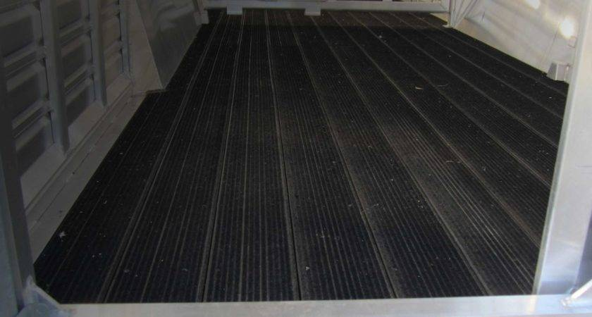 Livestock Trailer Flooring Rumber Materials